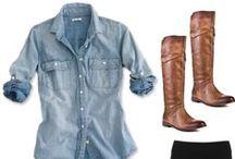 KJ's Capsule Wardrobe