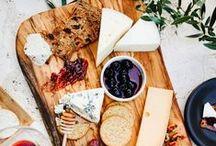 food | boards & platters