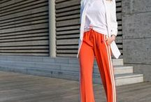 Track Pants / Track Pants meet Style