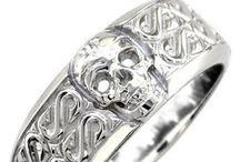 Men's Rings/Bracelets / Men's Rings/Bracelets / by ♛ Yan Antropov ♛