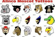 """Tattoos / DESCRIPTION: Temporary tattoos.  in packs of 200 People friendly,  FDA approved 4 color process inks. Instructions included on the back   SIZE: 1.5"""" x 1.5"""""""