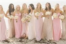 Caribbean Bridesmaid Dresses