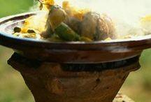 Délicats Délices d'Orient / J'aime les épices, la cuisine intelligente et personnelle. Les couleurs et les odeurs. Le parfum, la rigueur et la frugalité. Austérité dans l'essentiel. La force de l'eau pure.