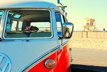 Volkswagen transporter California