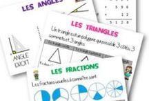 Maths cycle 3