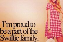 Swifties forever unite /  The Swiftie spot