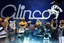 Mascots Made by Alinco / These are just some of the mascots that Alinco makes