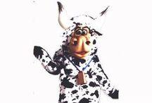 Farm / Alinco Stock Farm Mascots