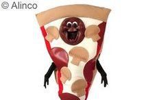 Restaurant / Alinco Stock Restaurant Mascots