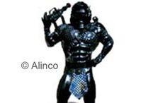 Sci Fi / Alinco Stock Sci Fi Mascots