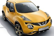 Nissan Juke (face-lift) F15E / Stamp your own style on the New Juke. Imagine the excitement you would feel if no one on the road had a car like yours. The Nissan Design Studio takes personalisation to the extremes and allows your to customise your Juke, your way!