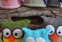 DRUTY / pomysłowe robótki na drutach