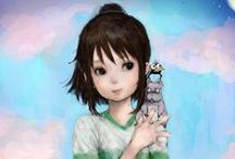 Studio Ghibli :-)