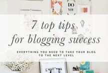 """B L O G G I N G  T I P S / Blogging tips for me (and you?)  """"Creativity is putting your imagination to work, and it's produced the most extraordinary results in human culture."""" ~ Ken Robinson"""