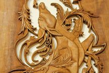 Carving / Wood carving