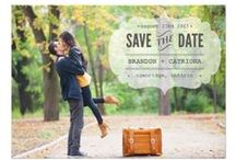 PHOTO Save the Dates / Add a photo to your save the date cards to personalize them. Your guests will appreciate the thoughtfulness and keep it forever!