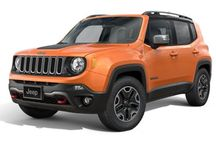 Jeep Renegade (5I) / Genuine Jeep Renegade Parts & Accessories