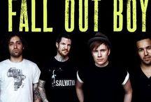 Fall Out Boy / by Hannah Wentz