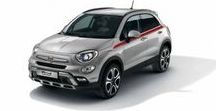 Fiat 500X Accessories / Fiat 500X 2015 onwards #CarAccessories #Crossover