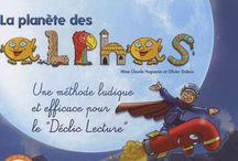Les Alphas / by Ranns