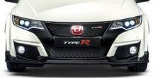 Honda Civic Type R 2015- / Honda Civic Type R (2015-) Parts & Accessories