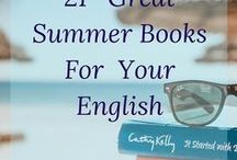 Read Books in English / Want to build your vocabulary and have fun? Here are some great reading ideas for your English. Books on this list are best for intermediate to advanced English readers. It is always best to find a book that is not too easy but not too difficult.