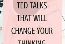 TED Talks for English / Use TED Talk videos to improve your Engish, be inspired, AND learn something new.