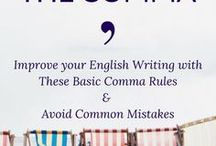 English Punctuation / Not sure how to write those emails? Frustrated by punctuation in English? Let's fix that!!