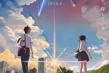 Your Name. • 君の名は。