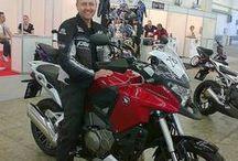 Honda motocykle / Honda transalp