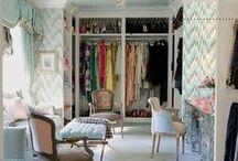 Closet inspiration / #closet #inspiration #fashion #clothes #organisation