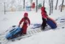 Snow Tubes / Products for your fun and that of your children on the snow!