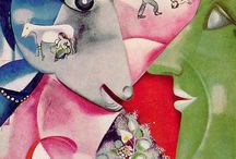 Fine Art favourites / Chagall, Matisse, Picasso, Van Gogh, Klee, Klimt, Miro, Modigliani, Cezanne, Manet, Monet, Gauguin, Kandinsky, Degas, Dufy, Kahlo, Leger, Renoir, Vuillard, Pissarro, Derain...