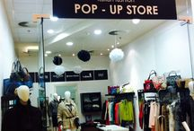 Senso Pop-Up Store / Italian Fashion is now, style is forever...