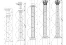 The Five Orders of Architecture / www.architecturalorders.com - cad ready classical orders & details online