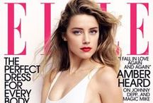 Amber Heard in Magazines