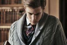 Alexander Grey / Klasa sama w sobie. Starszy Brat Richarda (Rusha) Greya. Królowa lodu w męskiej postaci.