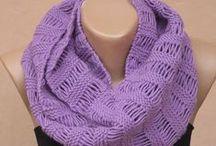 my crochet and knitting / knit