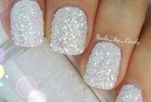 Nails / Every detail planned, from the top of your head to the tip of your toes… Nails