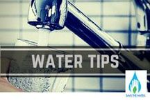 Water Conservation | Tips / Tips on conserving water.