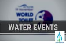 Water Events / Local and world water events
