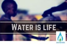 Water is Life / Images and information on our precious resource: Water.  This is a community board so please feel free to pin images.