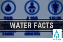 Water Facts / A collection of water facts