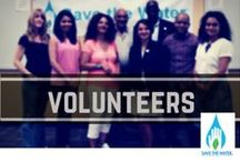 STW Staff & Volunteers / Save the Water organization runs off the hard work of our dedicated staff and volunteers.
