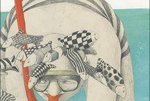 PUiKe illustrations / illustrations