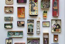 PUiKe kijkdozen / Kijkdozen | Diorama