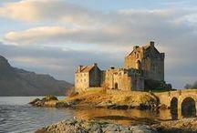 Eilean Donan Castle ♣ / CNTL&N