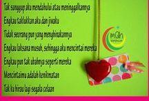 Galeri Syair by katamiqhnur.com - PART I / Kumpulan Syair-Syair Keren