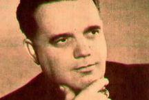 Franz Bardon / Mágus, a Hermetikus Mágia tanítója. Az Universalia nevű cseh hermetikus rend beavatott tagja.