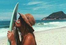 Summer Lust   RWDZ / Sunny Days. Ocean Waves.